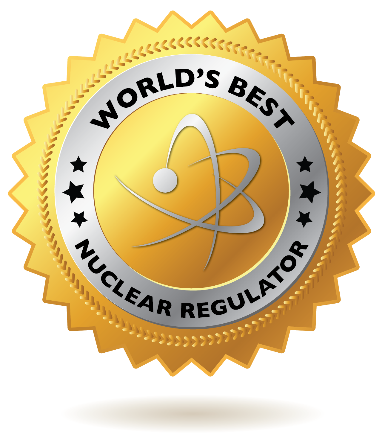 Logo - World's Best Nuclear Regulator