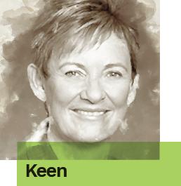 Linda J. Keen