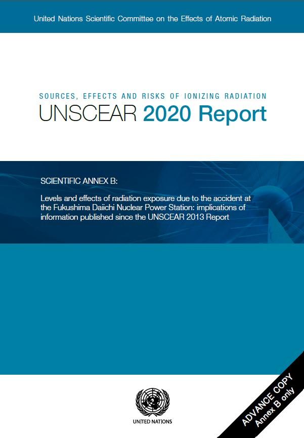 UNSCEAR 2020 Report