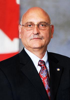 Ramzi Jammal, Premier vice-président et chef de la réglementation des opérations