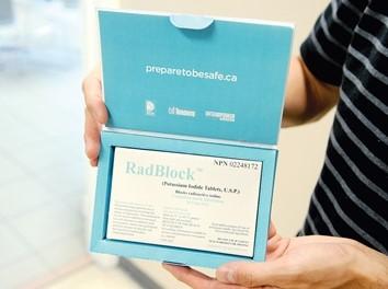 RadBlock potassium iodide tablets