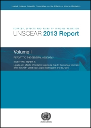 UNSCEAR 2013 Report