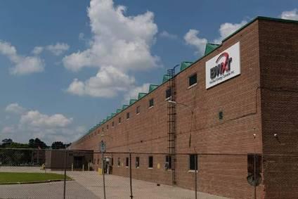 Image of BWXT Fuel Manufacturing in Peterborough