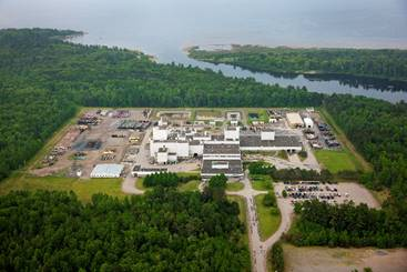 Image of Cameco Blind River Refinery