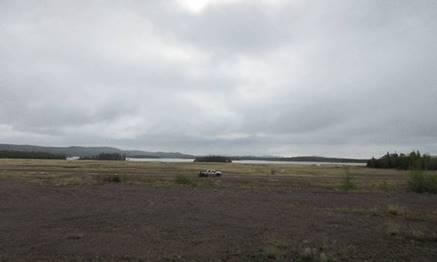 Image of remediated Lorado tailings site June 2019