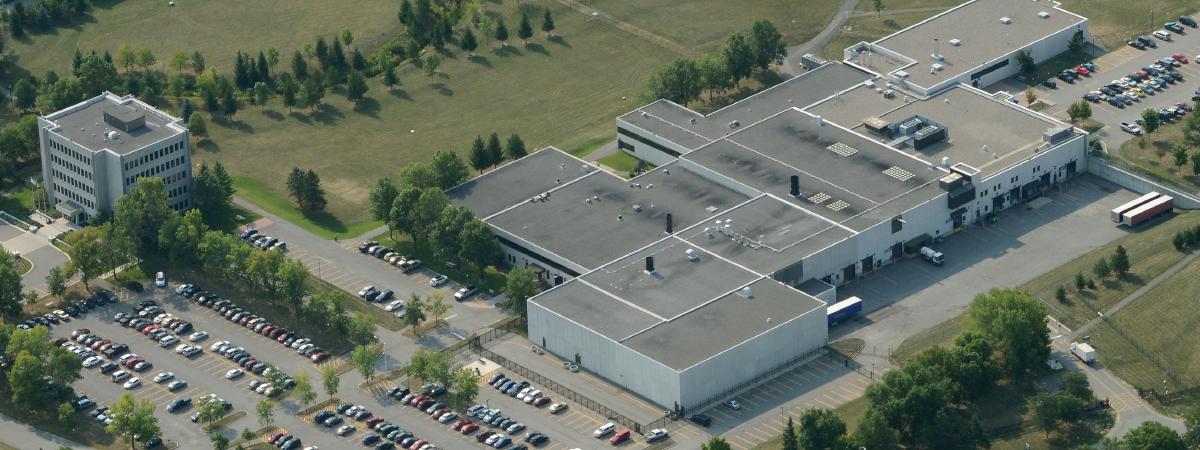 Installation de catégorie IB et complexe de Nordion, qui comprennent le site pour lequel BWXT a présenté une demande de permis