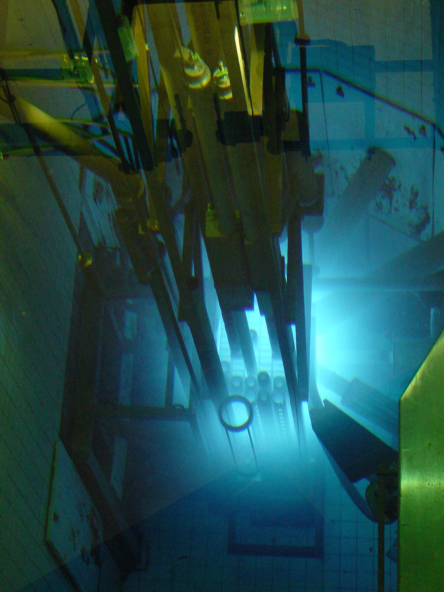 Mcmaster Nuclear Research Reactor Canadian Nuclear