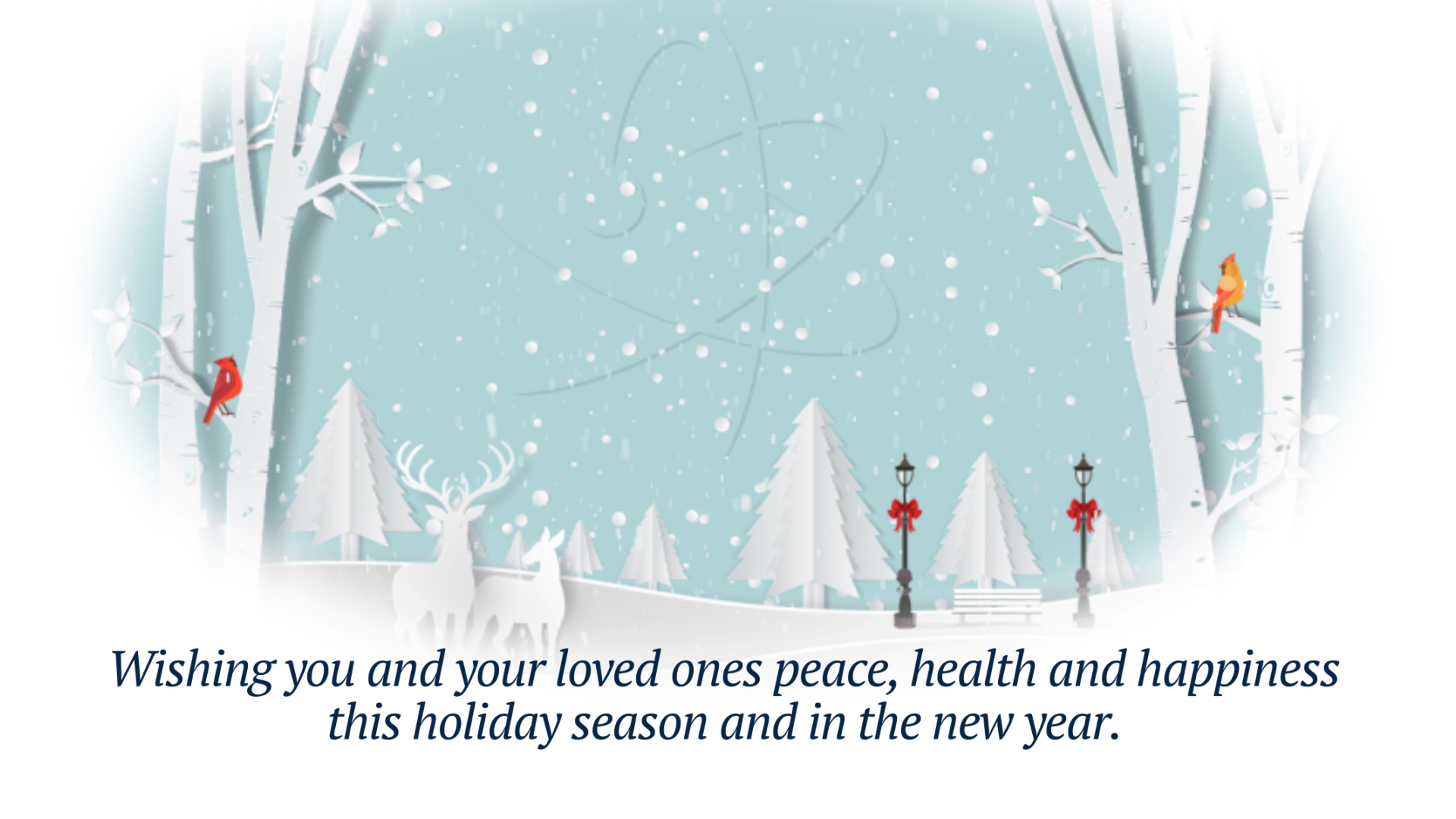 Watch our Happy Holidays from the CNSC! Video